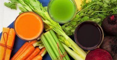 jugo de zanahoria, betabel y apio